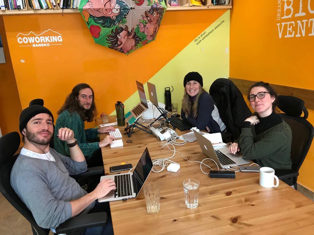 CoworkingSpace Bansko
