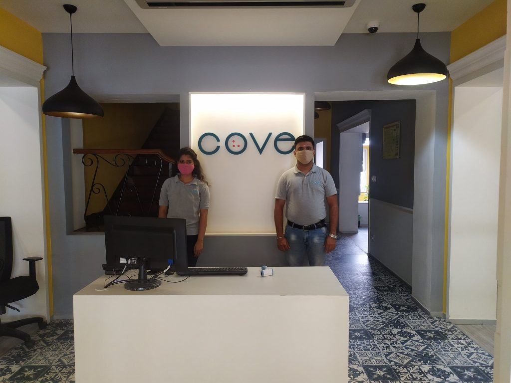 Cove Offices in India.