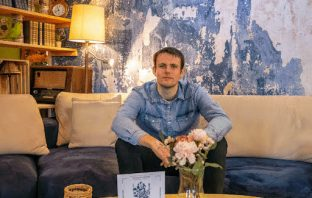 The founder of Paladium Coworking in Luxembourg.