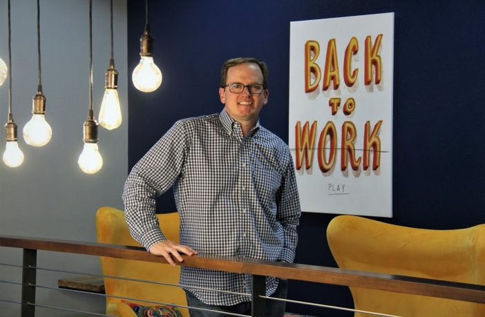 A coworking founder from Texas.