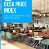 The title page of the 2021 Desk Price Index Report.