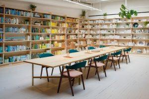 A coworking space in NYC geared towards women members.