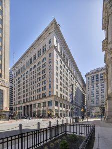 The Wanamaker Building in Philadelphia, PA.
