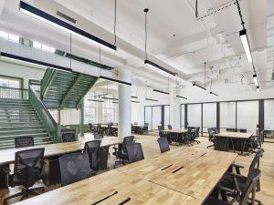 Mindspace's new location in Philadelphia.