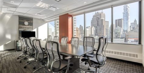 The New York Metropolitan Area Flex Space Market Demand Starts Tilting Back Towards The Traditional Enclosed Office Space Model